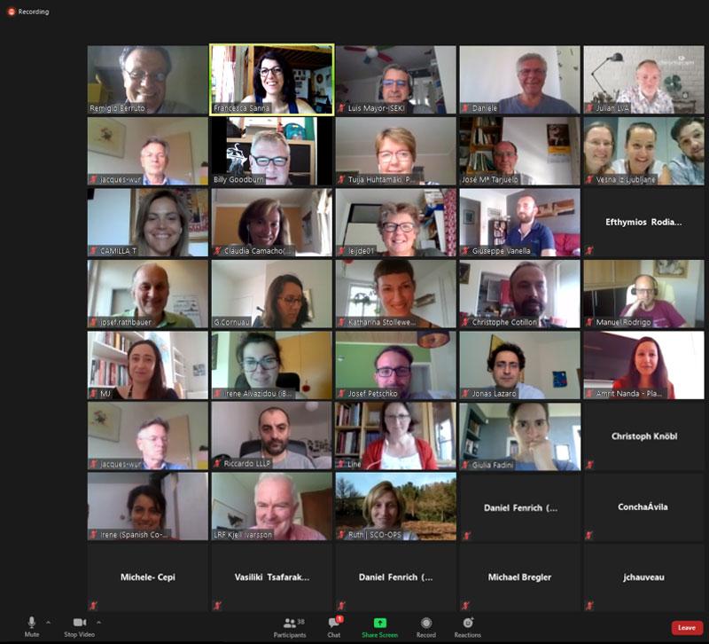 3rd Virtual Partnering meeting